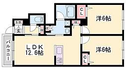 尾上の松駅 7.2万円