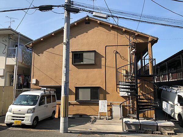 ロイヤル学園前I 2階の賃貸【奈良県 / 奈良市】