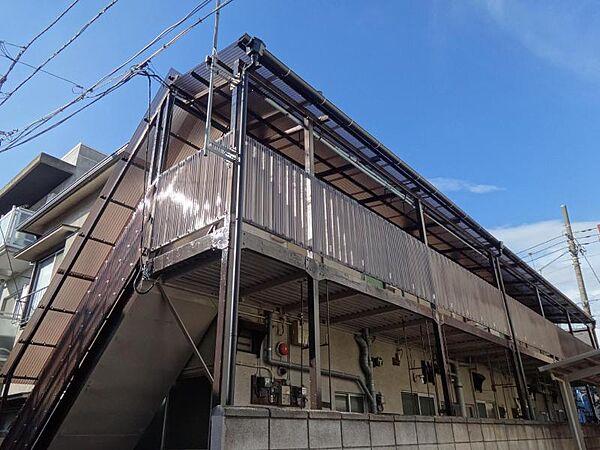 コーポ豊田[1階]の外観