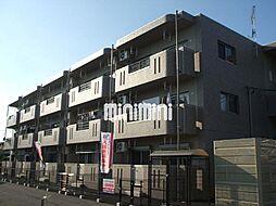 栃木県宇都宮市若草4丁目の賃貸マンションの外観