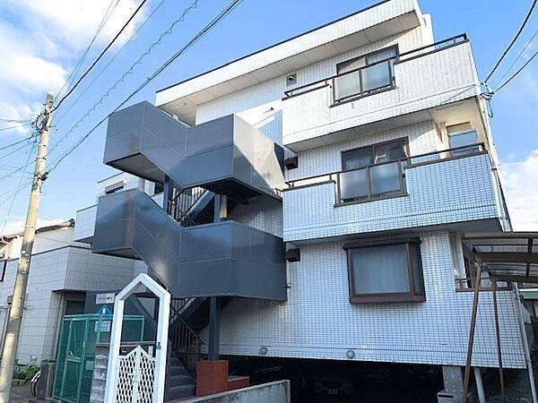 ドミール夕陽ヶ丘 3階の賃貸【神奈川県 / 平塚市】