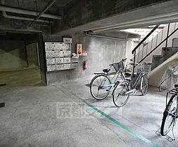 京都府京都市左京区上高野隣好町の賃貸マンションの外観