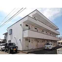 グレースフル芳川A・B[2階]の外観