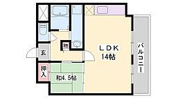 山陽姫路駅 6.2万円