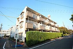 愛知県名古屋市中川区中郷1丁目の賃貸マンションの外観