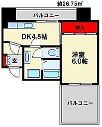 ideal[5階]の間取り