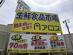 アロス尾張旭店 徒歩 約14分(約1100m)