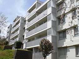 汐見台団地1407棟[1階]の外観