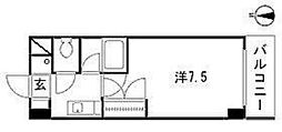 Villa大芝[7階]の間取り