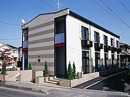 埼玉県さいたま市桜区桜田2丁目の賃貸アパートの外観