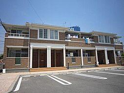 兵庫県高砂市緑丘2丁目の賃貸アパートの外観