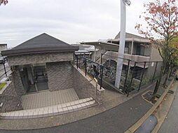兵庫県西宮市門戸岡田町の賃貸マンションの外観