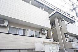 福岡県福岡市南区横手3丁目の賃貸アパートの外観