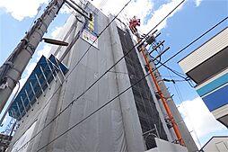 兵庫県神戸市兵庫区三川口町1丁目の賃貸マンションの外観
