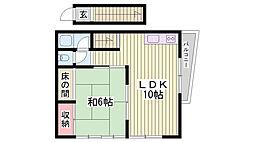 朝霧駅 3.3万円