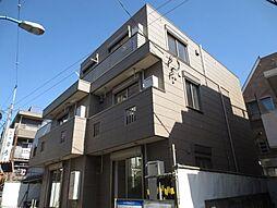 ワイズプレミアム北新宿[102号室]の外観