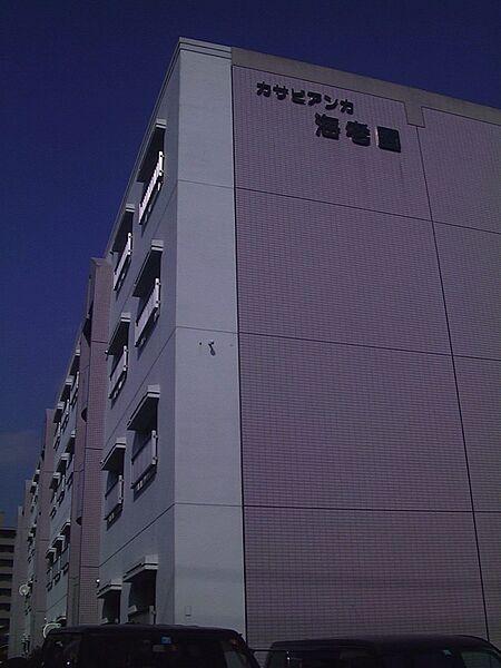 カサビアンカ海老園 4階の賃貸【広島県 / 広島市佐伯区】