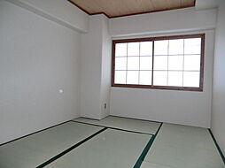 上田マンションの和室6.0帖