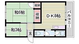 はりま勝原駅 3.5万円