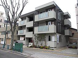 JYOUHOKU檸STREET(ジョウホクケヤキストリート)[201号室]の外観