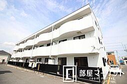 萩野マンションA棟[2階]の外観