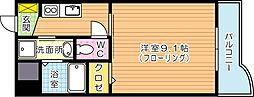 セレスタイト黒崎[10階]の間取り