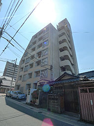 福岡県北九州市小倉北区弁天町の賃貸マンションの外観