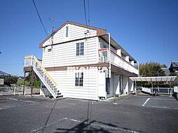 パレス菊川[2階]の外観