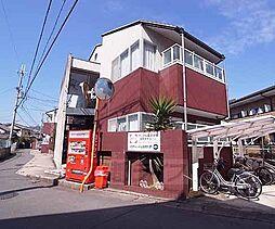 京都府長岡京市開田三丁目の賃貸マンションの外観