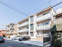 大阪府堺市堺区南安井町6丁の賃貸マンションの外観