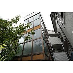 サニーサイド竹園[3階]の外観