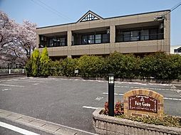 愛知県岩倉市八剱町大塚の賃貸アパートの外観