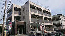 埼玉県川口市戸塚4丁目の賃貸マンションの外観