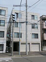 グレイスN15[1階]の外観