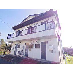 奈良県奈良市南紀寺町1丁目の賃貸アパートの外観