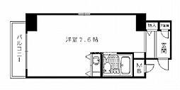 コスモエル下鴨[305号室号室]の間取り