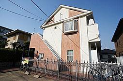 福岡県福岡市東区香住ケ丘2丁目の賃貸アパートの外観
