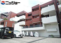 青雲鹿子マンション[1階]の外観