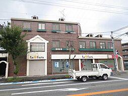 兵庫県宝塚市高司1丁目の賃貸マンションの外観