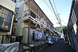 兵庫県神戸市須磨区潮見台町4丁目の賃貸アパートの外観