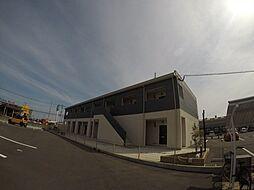 パルジェ 一ツ松[202号室]の外観