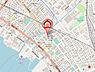 地図,1LDK,面積21.52m2,賃料2.9万円,バス 函館バス北大裏下車 徒歩1分,,北海道函館市港町3丁目5番22号