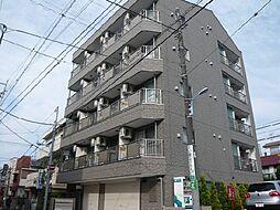 東京都杉並区下井草4丁目の賃貸マンションの外観