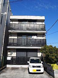 栃木県宇都宮市宿郷1丁目の賃貸アパートの外観