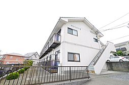 サニーハイツA[103号室]の外観