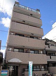 大阪府大阪市北区中津3の賃貸マンションの外観