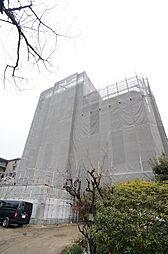 福岡県福岡市南区中尾3丁目の賃貸マンションの外観