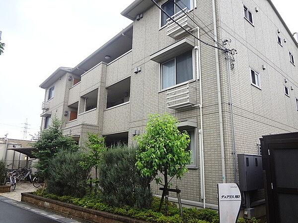 デュアリス川口 B 3階の賃貸【埼玉県 / 川口市】