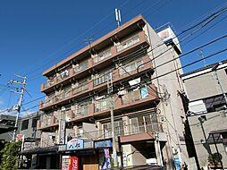 東部マンション[2階]の外観