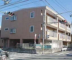 京都府八幡市八幡広門の賃貸マンションの外観